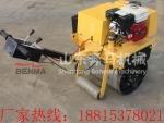 供应奔马牌BMY-30/30C小型单钢轮压路机振动式压路机
