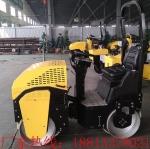 供应奔马BMY-1000小型座驾式压路机双钢轮压路机厂家批发