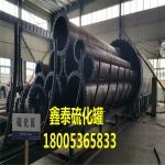 鲁贯通40150大型防腐衬胶橡胶硫化罐多种加热方式均可定做