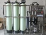 0.5吨配玻璃水用去离子水设备