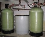单阀双罐全自动软化水设备