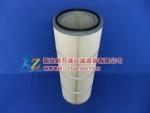吊装式粉尘滤筒集尘器专用滤芯价格