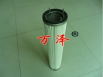 厂家定制304不锈钢螺杆吊装除尘滤芯覆膜滤筒制药专用