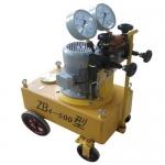 成都ZB4-500型电动油泵 成都油泵厂家 批发价格