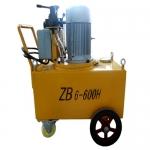 川南 ZB6-600H型电动油泵 川南油泵厂家 价格优惠
