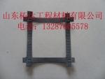 泰安凸结点钢塑土工格栅 焊接钢塑格栅