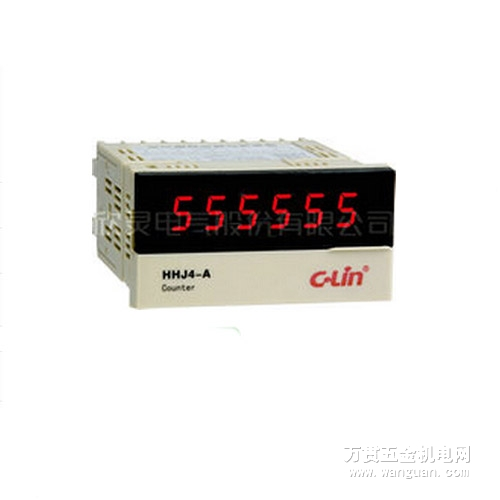 欣灵hhj4-a数显计数继电器