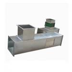 專業生產玻璃鋼風管 鐵皮風管 生產廠家