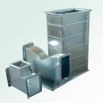 长期供应玻璃钢 铁皮 不锈钢风管 可定制