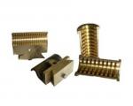 四川成都机床配件供应商批发 各类铜螺母.分油环低价格