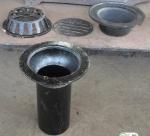 亚西亚dn100柔性铸铁管