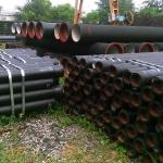 球墨铸铁管dn100价格 dn150铸铁上水管给水供水管球铁