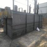 潍坊小型大蒜废水处理设备原装现货