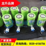 5噸單作用液壓千斤頂現貨 可配液壓泵組成同步千斤頂