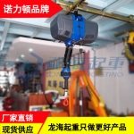 200kg诺力顿智能提升机价格,新能源电池组装用平衡器