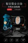 尤普頓全自動冷熱水自吸泵(小罐)  家庭增壓泵 高揚程智能水