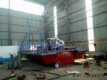 东威冲吸式抽沙船质优价廉,经济实惠