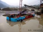 山东青州绞吸式抽沙船定制厂家首选东威鸿运国际娱乐平台实惠