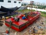 山东潍坊东威供应优质的抽沙运输船加工定制