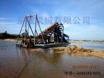 山东潍坊青州大型挖沙机械挖沙船生产定制厂家价格优惠