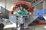 安徽水輪洗砂機用途廣泛,高效耐用,是沙場制砂的理想選擇