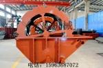 江苏东海使用较多的洗沙筛沙设备水轮找东威机械加工价格实惠