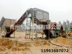 扬州洗沙机设备 洗沙机厂家东威机械专业生产各种型号的洗沙机