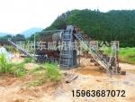 湖南长沙东威洗沙机设备 山砂破碎水洗机功能多产量大