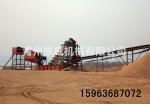 水洗砂机械福建南平沙场洗沙设备东威订做