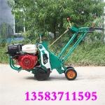 不伤草皮转弯方便草坪移植机 人工草场铲草皮切块机