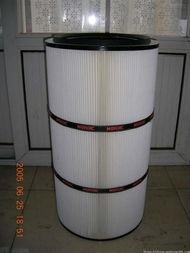 锅炉房用除尘滤芯,进口无纺布加工而成。