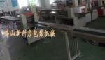 建筑|工业铝型材自动包装机,佛山专业铝材包装机