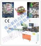 食用菌托盒装包装机,KL-450W食用菌包装机械