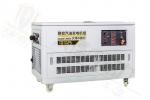 封闭式静音12kw汽油发电机组价格