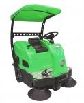 百特威 CZ1400 驾驶式电动扫地车 广东厂家