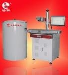 高产能振动盘自动送料激光打标机 金属打标机