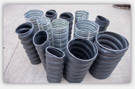 广西专业塑料波纹管直径圆管扁管