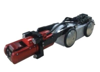 摄像爬行器小管直径检测(150-220mm)
