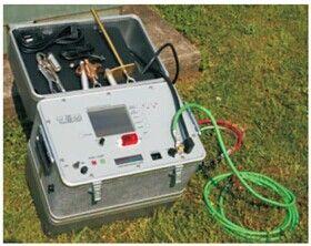 轻便型电缆故障定位设备