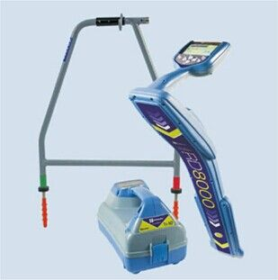 中高压电缆PVC外护套破损精确定点及地下管线定位设备