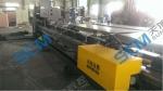 天旭数控扁钢线 TPL8004数控液压扁钢冲孔打字剪切生产线
