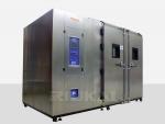 步入式高低温试验室结构介绍