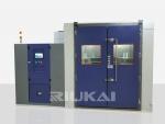 电子厂专用环境试验设备厂家_五金专用步入式恒温恒湿试验箱-瑞