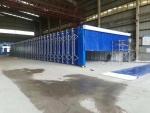 機械廠移動式伸縮房廢氣處理環保設備廠家 價格低
