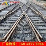 ZDX724-5-2016交叉渡线道岔,交叉渡线道岔示意图