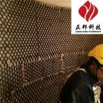 浅析防磨胶泥的使用方法
