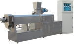 膨化麻花设备双螺杆膨化机厂家