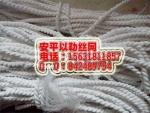聚四氟乙烯绳,2mmPTFE绳子,3mm耐强酸强碱绳子