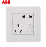 ABB由艺系列开关面板
