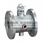 BQ41F夾套保溫球閥,法蘭,螺紋,焊接球閥,上海昆煉閥門